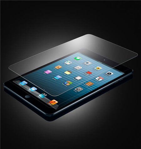 """Tempered Glass Screen Protector for Apple iPad Mini, 7.9"""""""