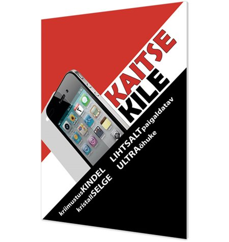 Screen Protector for HTC One V, T320e
