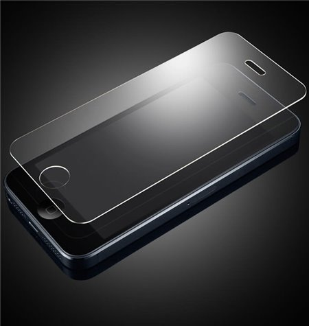 Tempered Glass Screen Protector for Apple iPhone 5S, IP5S