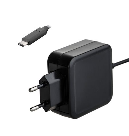 Original DELL USB-C, Type-C, laptop, notebook charger: 20V - 2.25A