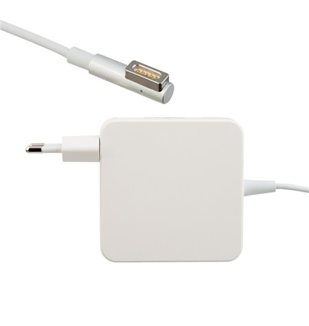 Magsafe1 laptop, notebook charger for Macbook: 16.5V - 60W
