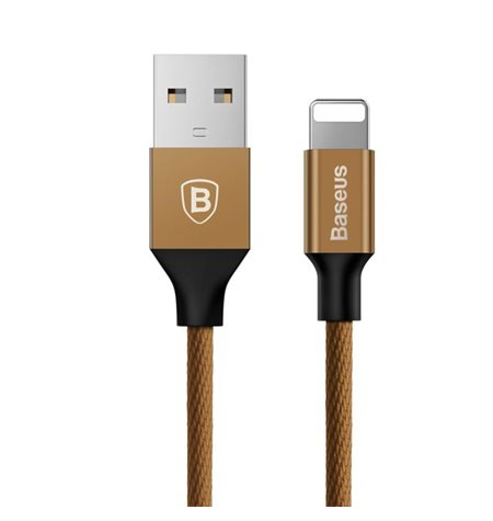 Baseus cable: 1.2m, Lightning, iPhone, iPad - USB: Yiven
