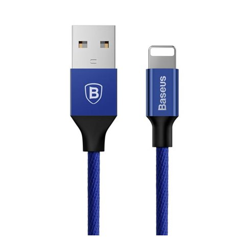 Baseus cable: 3m, Lightning, iPhone, iPad - USB: Yiven