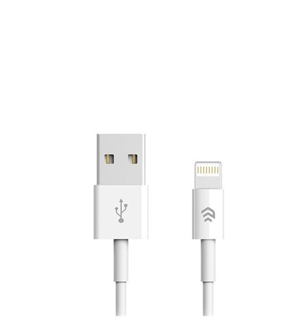 Devia cable: 2m, Lightning, iPhone, iPad - USB