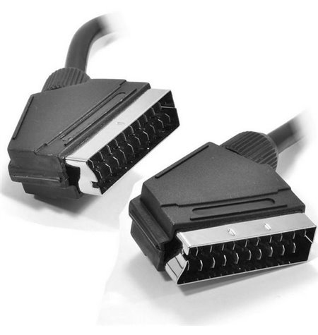 Cable: 1.5m, Scart