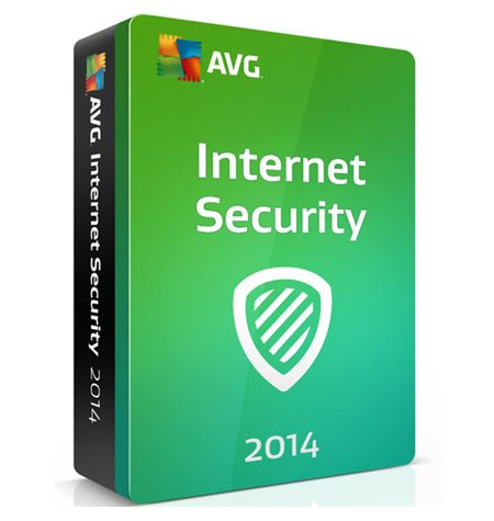 AVG 1 год Internet Security